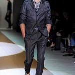 Foulard uomo, moda Gucci 2011