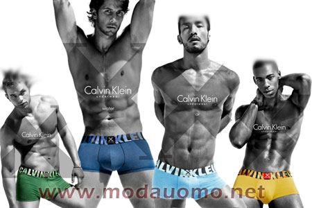 X Elements Calvin Klein Underwear 2011