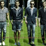 Uomo Primavera/Estate 2011: Jeans D&amp;G