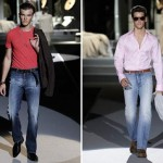 Picture: Moda Uomo primavera/estate 2011 a tutto jeans