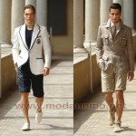 Moda uomo primavera-estate 2011: Corneliani
