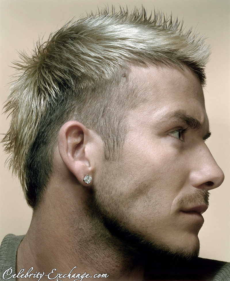 Capelli David Beckham