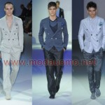 Picture: Moda uomo primavera estate 2011: la giacca doppiopetto torna alla ribalta 