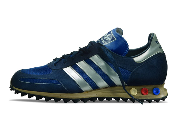 Adidas LA Trainer primavera estate 2011 - blu
