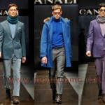 Trend colori uomo autunno-inverno 2011-2012, Canali