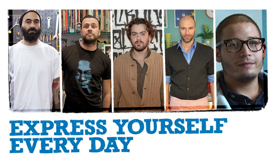 concorso Philips Express Youself Every Day