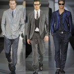 Picture: Moda uomo primavera-estate 2012, tendenza leggerezza