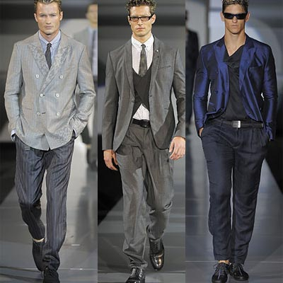 Moda Uomo primavera.estate 2012, Emporio Armani