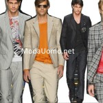 Picture: Sotto la giacca una t-shirt, trend moda uomo primavera-estate 2012 Richmond