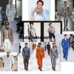 tendenza tessuti moda uomo estate 2012