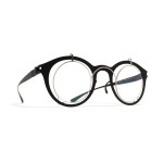 MYKITA-Damir Doma_BRADFIELD_Silver_Black_Clear